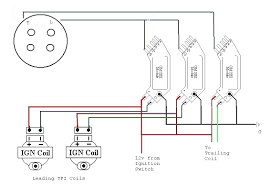 diagram sbc hei distributor wiring diagram