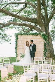 wedding backdrop themes socially conscious wedding with a standout flower wall boaz and
