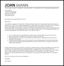 sales analyst cover letter sales operations analyst cover letter