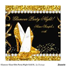 Retirement Party Invitation Card Elegant You U0027re Invited Gold Faux Foil Birthday Invitation