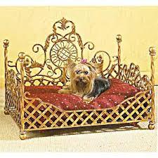 italian palace dog bed