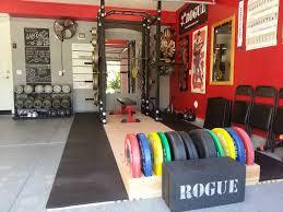 garage gym tour update pando u0027s barbell club youtube