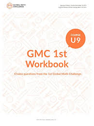 Challenge Official The 1st Global Math Challenge Official Workbook U9