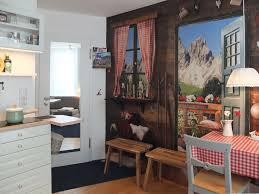 mini apartment at the sonnhalde m small garden very good