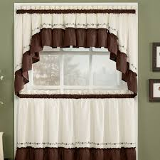 Cafe Tier Curtains Living Room Cafe Curtains For Small Windows Window Valances And