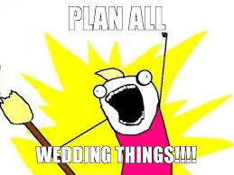 Our Wedding Planner Plan All Wedding Things Jpg