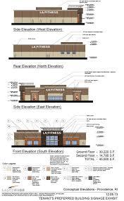 la fitness floor plan the further suburbanization of north main street greater city