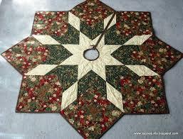 modern ideas tree skirt quilt patterns quilted pattern