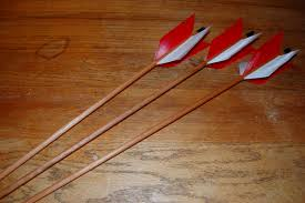 cheap practice arrows