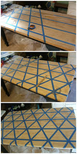 Painted Kitchen Tables by 13 Best Mcm Mosaic Table Images On Pinterest Coffee Tables