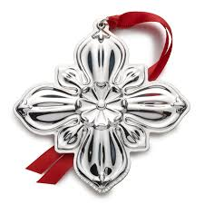 gorham cross 2016 gorham silver ornament