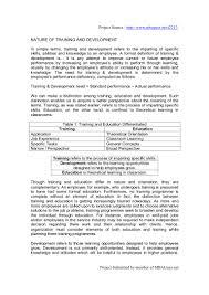 Special Skills To Put On Acting Resume Hrm Training U0026 Development