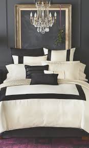 bedroom creative black silver white bedroom home decor color
