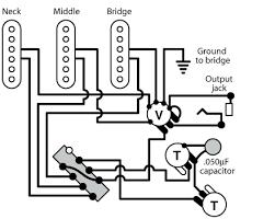 strat pickup wiring diagram strat wiring diagrams instruction