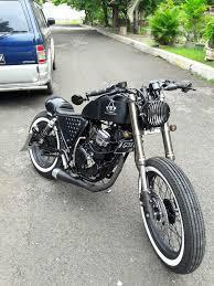 my yamaha scorpio 225cc bobber name thejackdaw bobber