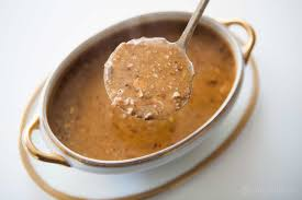 best pre made turkey gravy giblet gravy recipe simplyrecipes