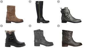 brown moto boots thirty stylish women u0027s boots perfect for fall 2015 bloomberg