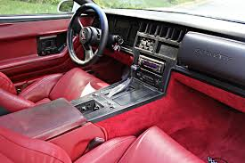1985 corvette new interior paint working ac daily driver