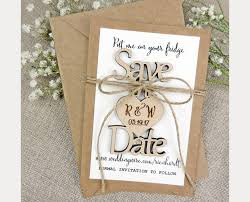 rustic save the date magnets save the date magnet achor weddings