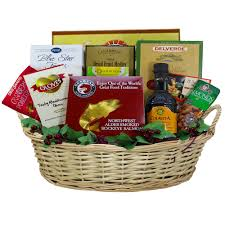 gourmet food gift baskets classic smoked salmon and seafood gourmet food