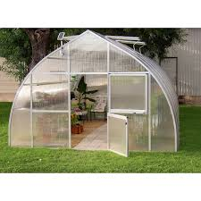 harmony 6 u0027 x 8 u0027 greenhouse with starter kit