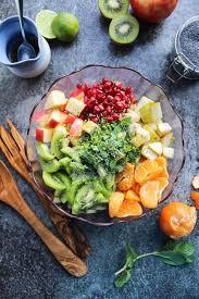 winter fruit salad a saucy kitchen
