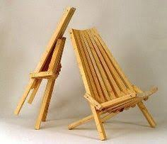 Making Wooden Patio Chairs by Diy Folding Chair Diy Furniture Pinterest Folding Chairs