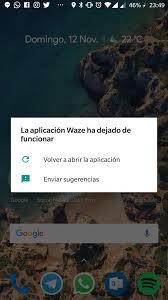 Waze Maps Closed Google Maps And Waze Not Working Fine On Oreo Open Beta