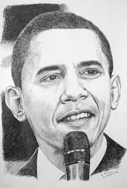 obama by robertobizama on deviantart
