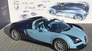 bugatti veyron grand sport vitesse jean pierre wimille edition