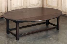 drop leaf end table antique rustic drop leaf coffee table at 1stdibs