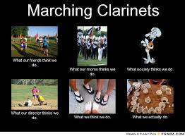Clarinet Player Meme - marching band memes 28 images 25 hilarious marching band memes