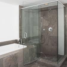 No Shower Door Shower Doors Gma Glass Mirror America