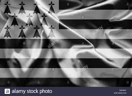 Breton Flag Flag Of Brittany Stock Photo Royalty Free Image 55312599 Alamy