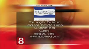 the langdon center for laser and cosmetic surgery picosure tattoo