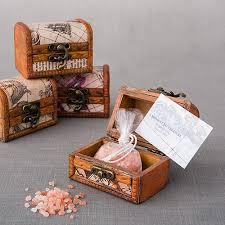 Treasure Chest Favors by Mini Treasure Chest Wedding Favor The Knot Shop