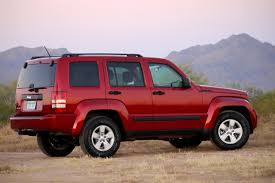 red jeep liberty 2008 2010 jeep liberty information and photos zombiedrive