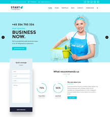 15 best cleaning company themes 2017 freshdesignweb