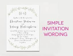 Examples Of Invitation Cards Wedding Invitation Wording Examples Vertabox Com