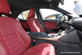 red lexus is 350 interior design lexus is 250 red interior design ideas modern in