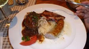 spécialité allemande cuisine la spécialité allemande avec la choucroute photo de zum lam