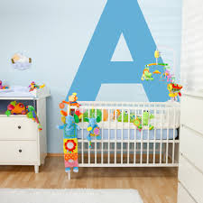 Letter Wall Decals For Nursery Large Letter Wall Decals Large Letter Wall Stickers Wallums