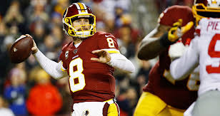 kirk cousins puts on gutsy performance in thanksgiving victory
