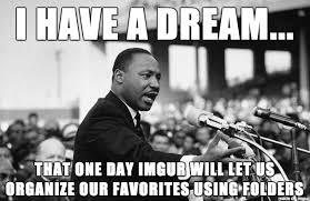 i have a dream meme on imgur