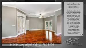 3414 pittwood rd valrico fl 33596 youtube