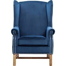 chair fox2033a accent chairs furniture by safavieh navy chair in