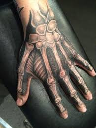 skeleton skeleton tattoos