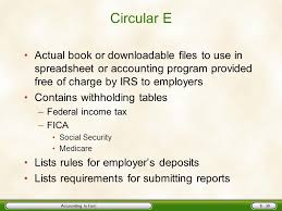 Irs Tax Withholding Tables Employee Earnings And Deductions Ppt Video Online Download
