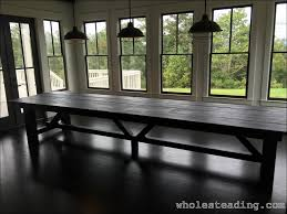 dining room awesome build farmhouse dining room table how to