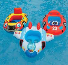 bouée siège pour bébé intexbaby piscine flottante anneau unisexe enfant gonflable